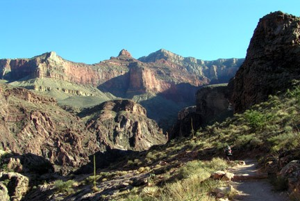 Inner Canyon of the Grand Canyon.  Photo courtesy of Steve Haynie