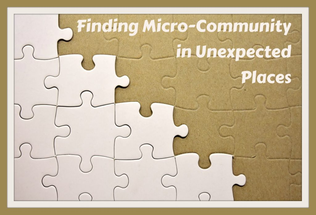 Finding Micro-Community in Unexpected Places