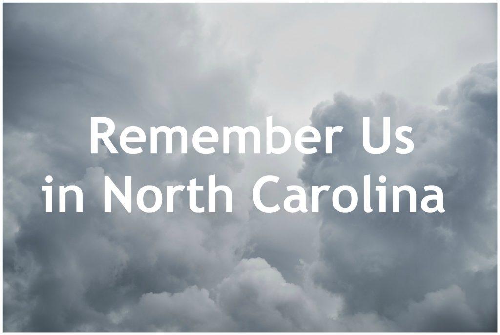 Remember Us in North Carolina