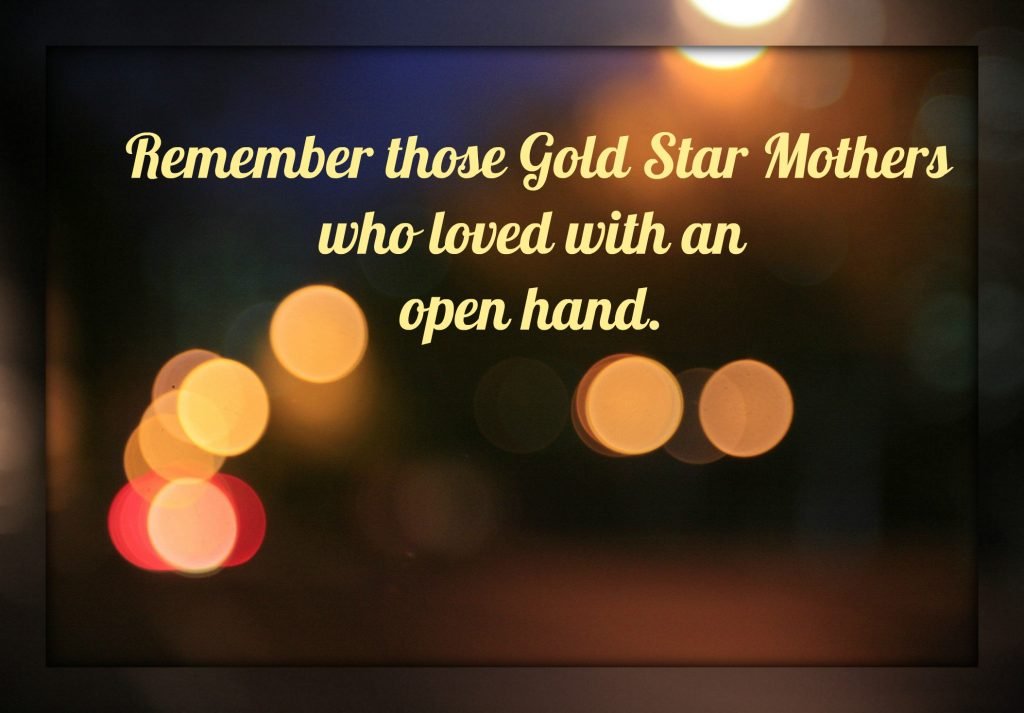 To Those Who Loved with an Open Hand