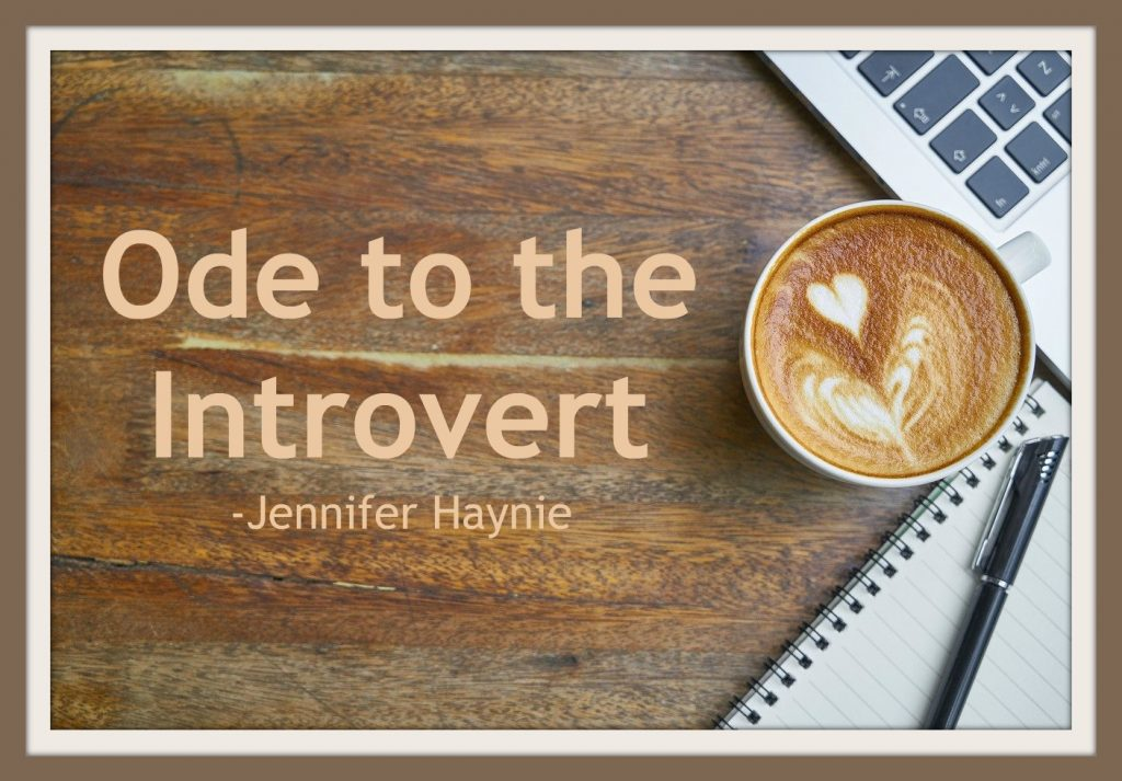 Ode to the Introvert
