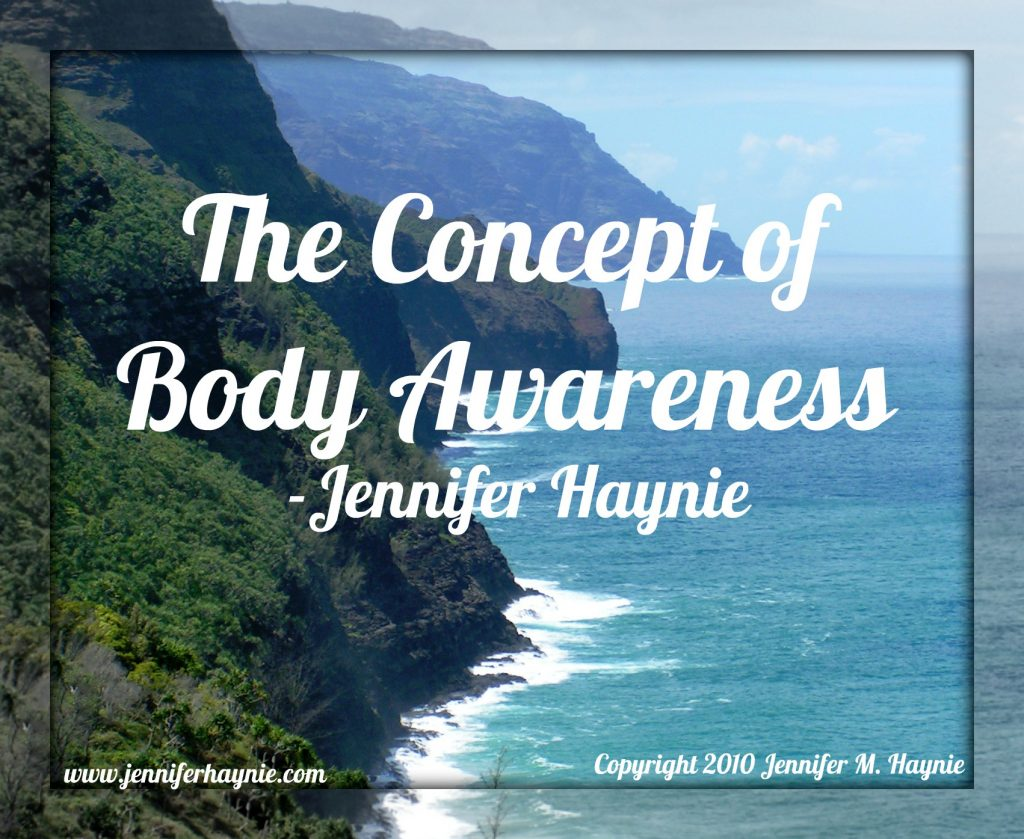 The Concept of Body Awareness