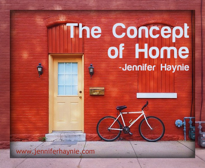 The Concept of Home